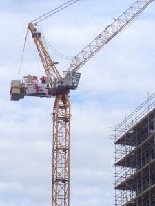 Thames Side Crane