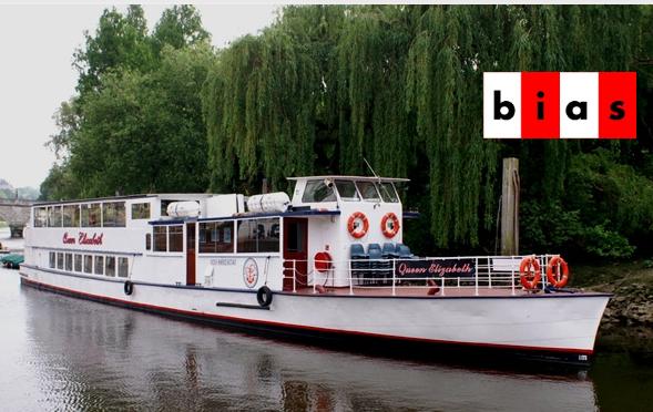 Queen Elizabath boat