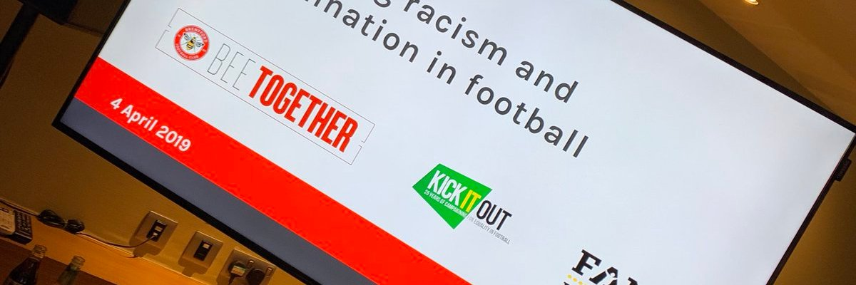 Challenging Racism and discrimination in Football