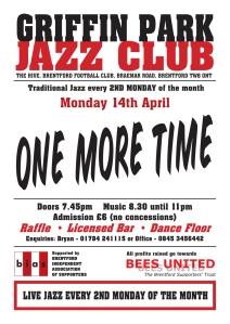 Jazz Poster - April 2014