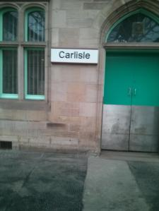 carlisle train