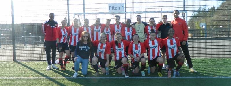 Brentford WFC - Team Photo