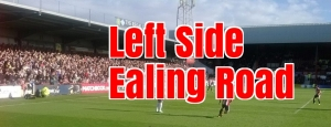 Left Side Ealing Road banner