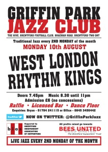 West London Rhythm Kings 10-08-15