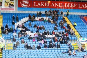 Carlisle FACup away - fans