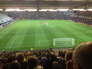 Watford Away with thanks to Alex Brown