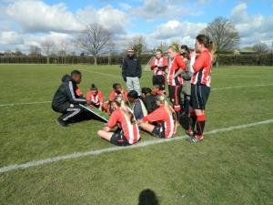 Brentford WFC Team Talk