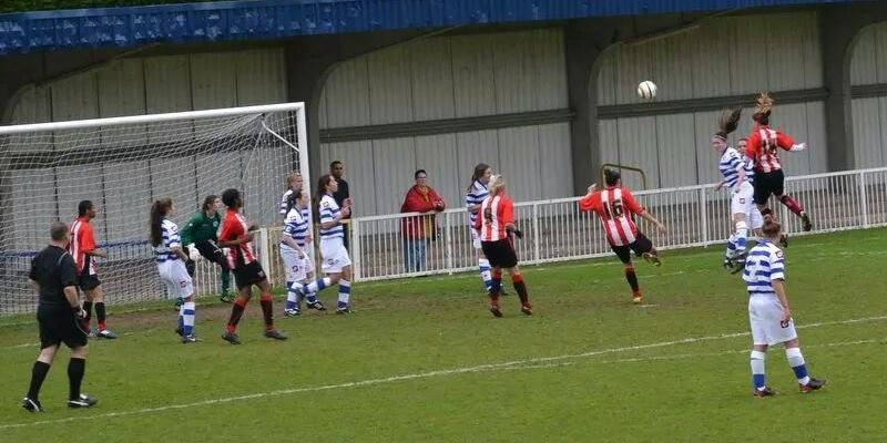 Brentford WFC on the attack